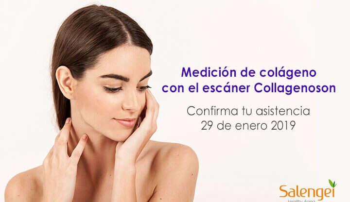 MEDICIÓN DE COLÁGENO CON EL ESCÁNER COLLAGENOSON